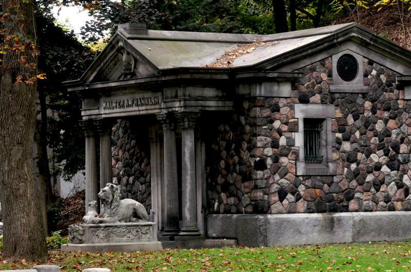 mausoleums glendale cemetery