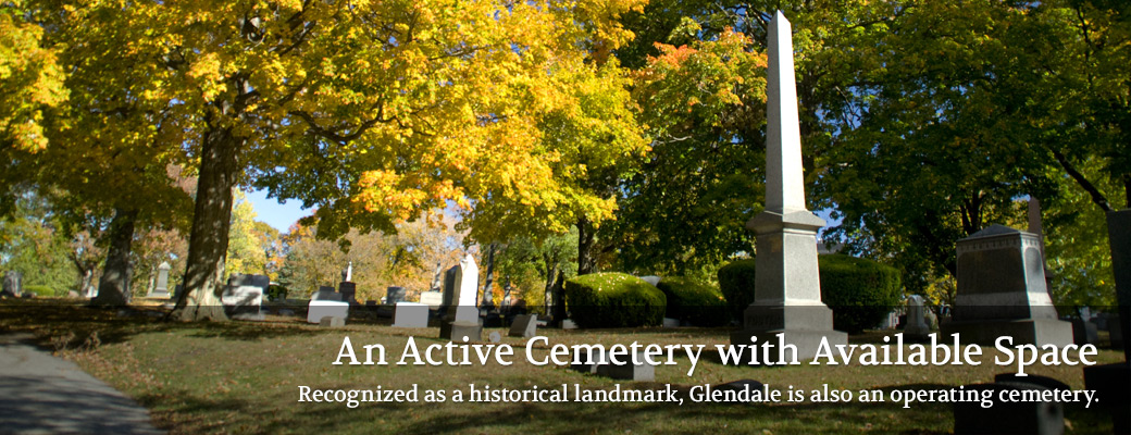An Active Cemetery with Available Space