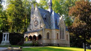 memorial chapel glendale cemetery