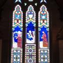 North window of Chapel
