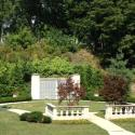 Columbarium view from across road