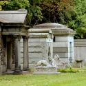 Mausoleum Row